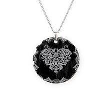 Grotesquerie Heart Necklace