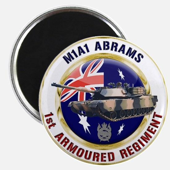 M1A1 Abrams Australia Magnets