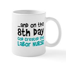 Labor Nurse Creation Mug