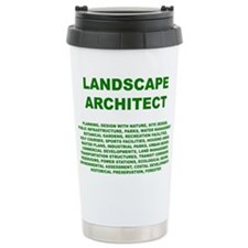 Cute Architecture student Thermos Mug