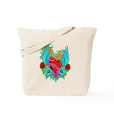 tattoo heart1 Tote Bag