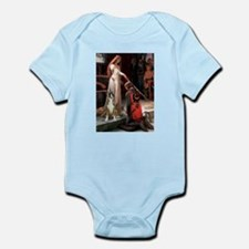 The Accolade & Boxer Infant Bodysuit