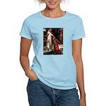 The Accolade & Boxer Women's Light T-Shirt