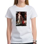The Accolade & Boxer Women's T-Shirt