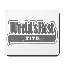 WB Grandpa [Spanish] Mousepad