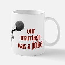 Ex is a comedian Mug
