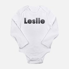 Leslie Metal Body Suit