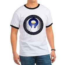 Wado Ryu Dove and Fist T-Shirt