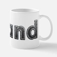 Leland Metal Mugs