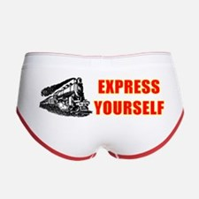 Express Yourself Women's Boy Brief
