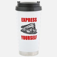 Express Yourself Travel Mug