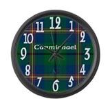 Carmichael clan Giant Clocks