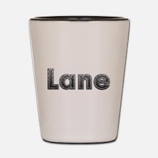 Lane Metal Shot Glass