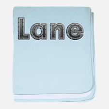 Lane Metal baby blanket