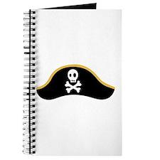 Pirate Hat Journal
