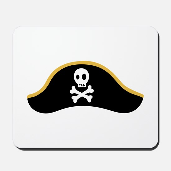 Pirate Hat Mousepad