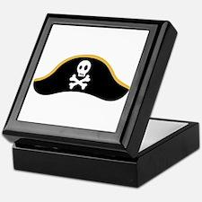 Pirate Hat Keepsake Box