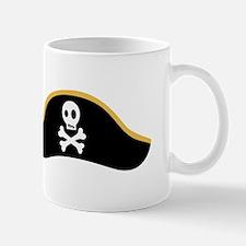 Pirate Hat Mugs