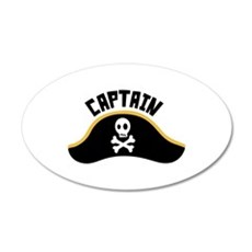 Captain Wall Decal