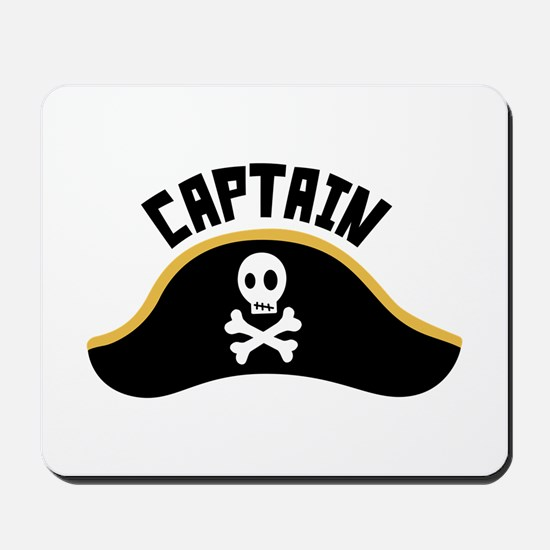 Captain Mousepad