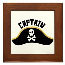 Captain Framed Tile