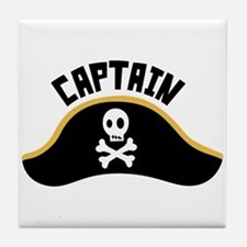 Captain Tile Coaster