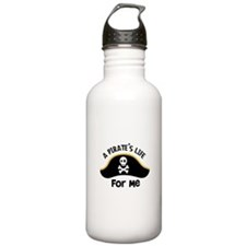 A Pirates Life For Me Water Bottle