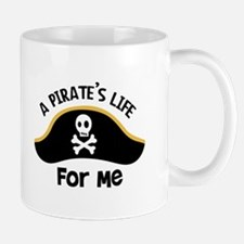 A Pirates Life For Me Mugs