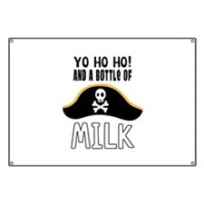 O! And A Bottle Of Milk Banner