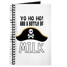 O! And A Bottle Of Milk Journal