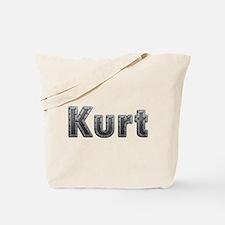 Kurt Metal Tote Bag