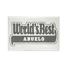 WB Grandpa [Spanish] Rectangle Magnet