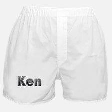 Ken Metal Boxer Shorts