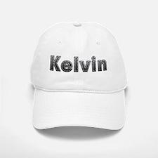 Kelvin Metal Baseball Baseball Baseball Cap