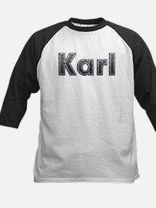 Karl Metal Baseball Jersey