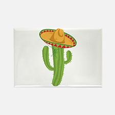Sombrero Cactus Magnets