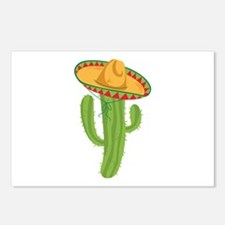 Sombrero Cactus Postcards (Package of 8)