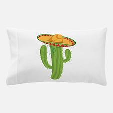 Sombrero Cactus Pillow Case