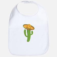 Sombrero Cactus Bib