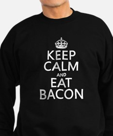 Keep Calm and Eat Bacon Jumper Sweater