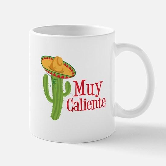 Muy Caliente Mugs