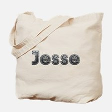 Jesse Metal Tote Bag