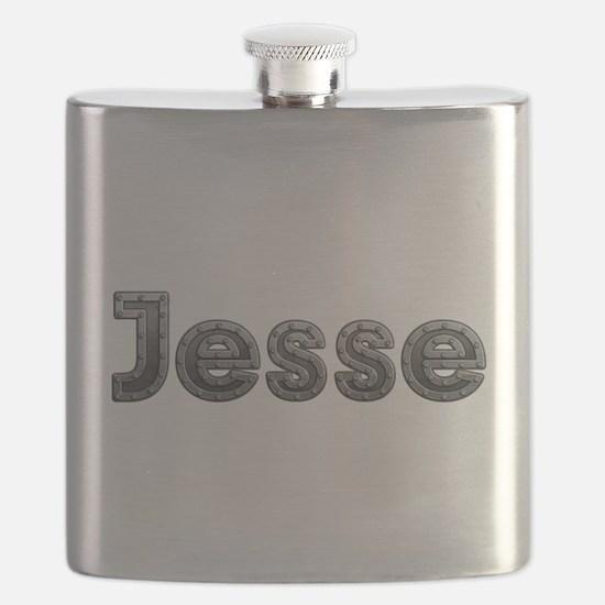 Jesse Metal Flask