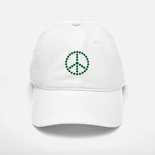Irish shamrock peace Baseball Baseball Cap