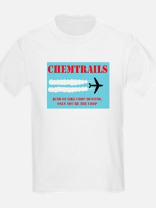 2-chemtrails 3.jpg T-Shirt
