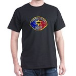 Compton Sheriff Dark T-Shirt