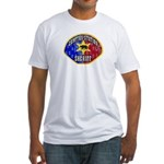 Compton Sheriff Fitted T-Shirt
