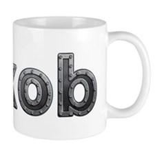 Jakob Metal Mugs