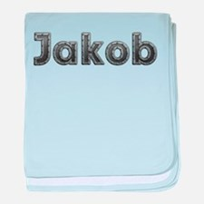 Jakob Metal baby blanket