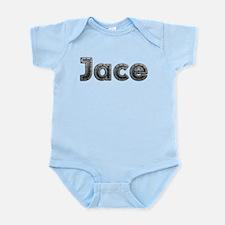 Jace Metal Body Suit